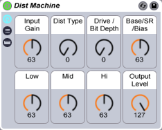 Dist Machine
