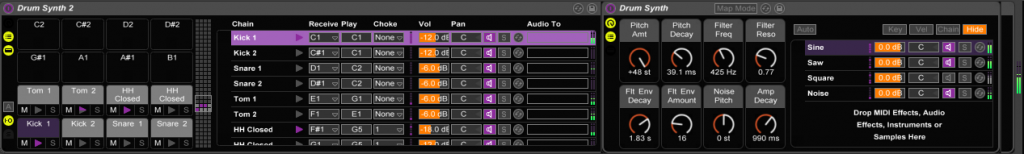 Drum Synth 2