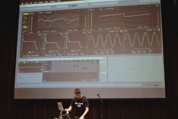 Ableton User Group Wavetable Workshop